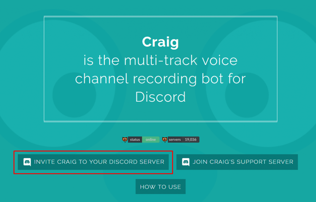Record Remote Podcast Interviews via Discord + Craig (Step-by-Step